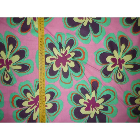 BM011 FLORA - Pink