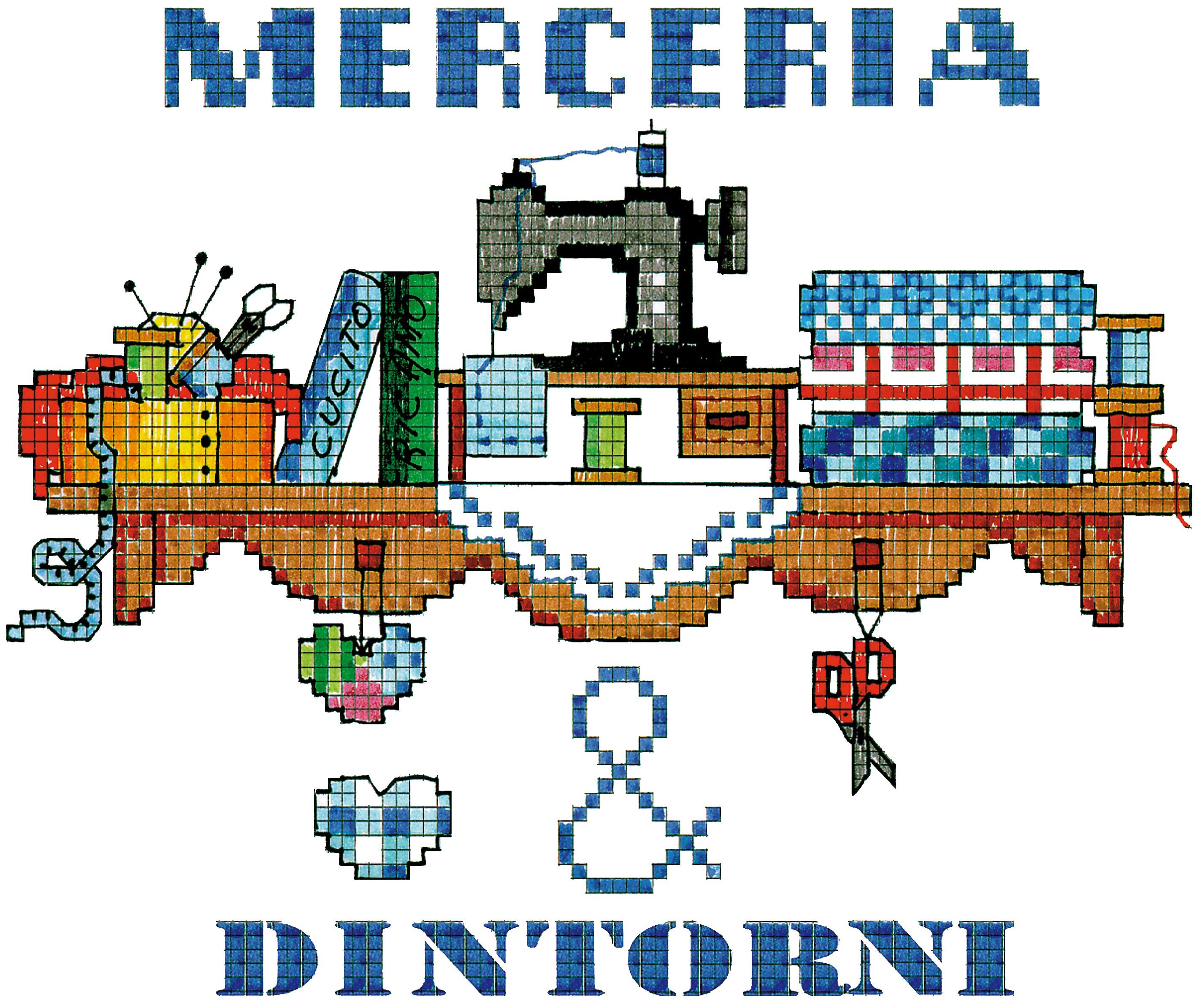 MERCERIA E DINTORNI